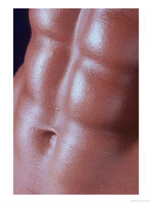 Detail-of-a-Man-s-Abdominal-Muscles-Posters